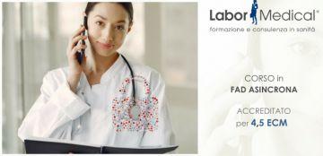 Labor Medical, Corso FAD: PRIVACY IN CORSIA: IL RUOLO DEGLI INFERMIERI NELLA PROTEZIONE DEI DATI PERSONAL